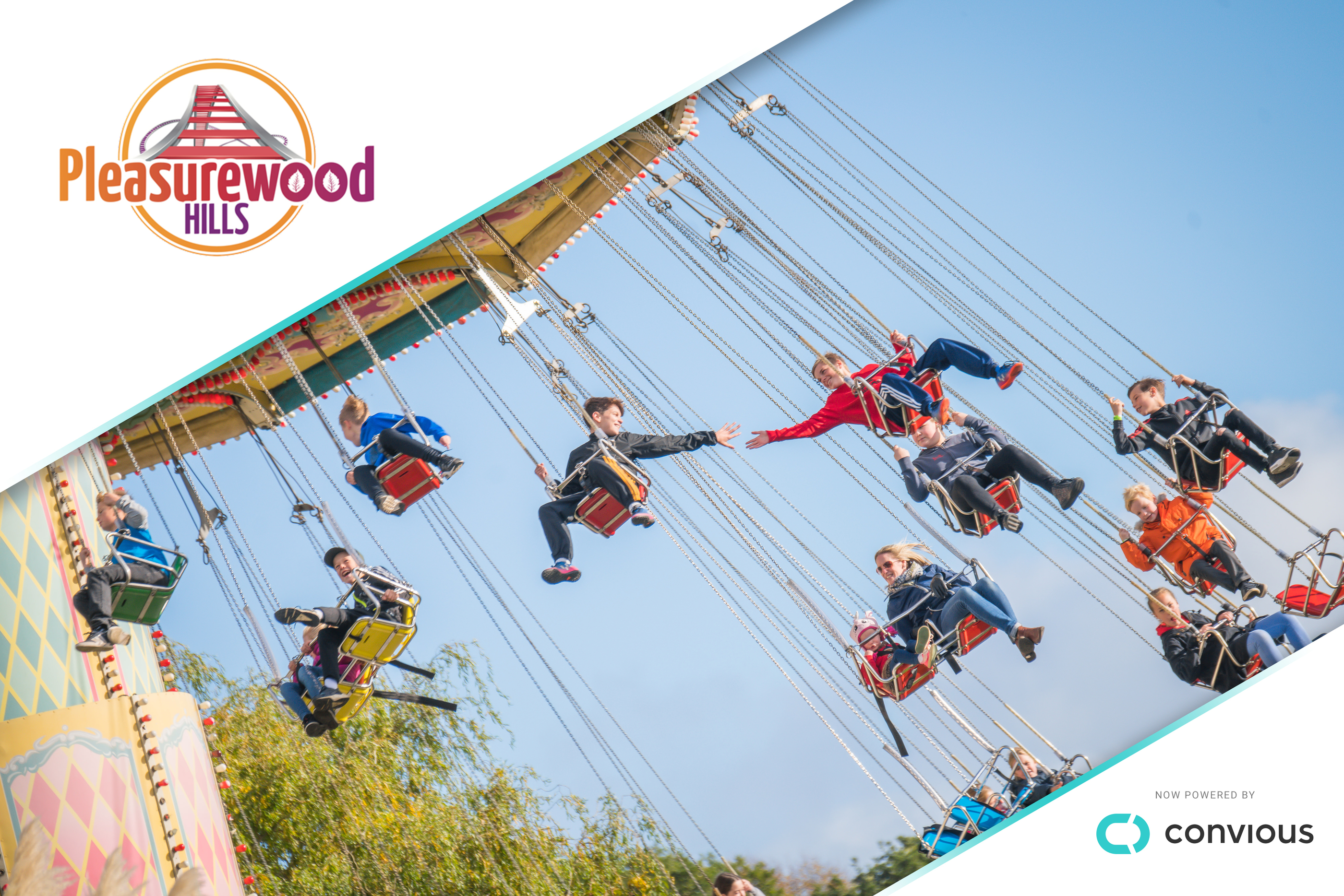 convious partners up with Pleasurewood Holls