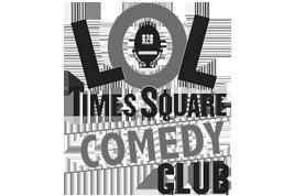 LOL Times Square Comedy Club logo