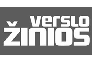 Verslo Zinios Logo